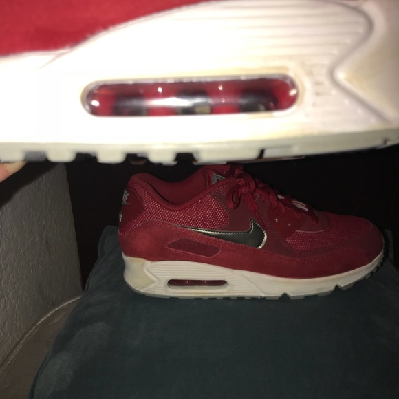 outlet store 09075 90233 Nike Shoes | Air Max 90 Mens Size 9 Redsilver | Poshmark